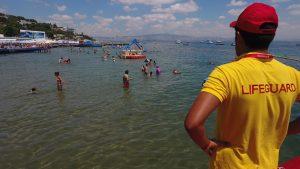 Güvenli Aile plajı