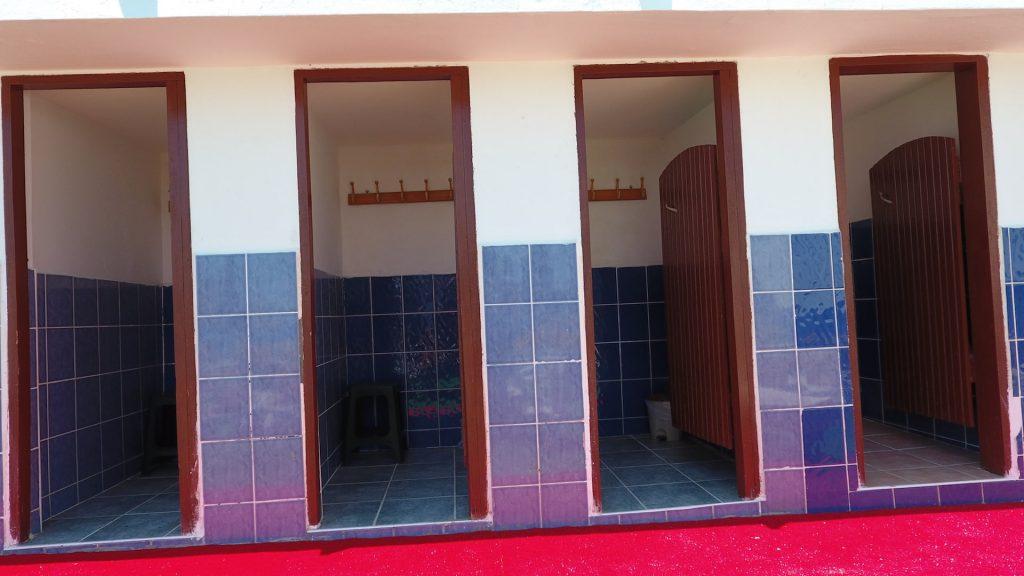 Duş, Tuvalet ve Soyunma Kabinleri