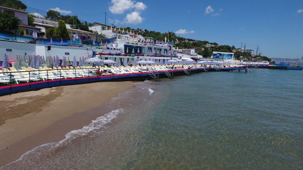 İstanbul'un En Temiz Plajı